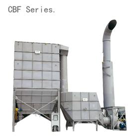 大型ballbet贝博登陆系统除尘设备CBF系