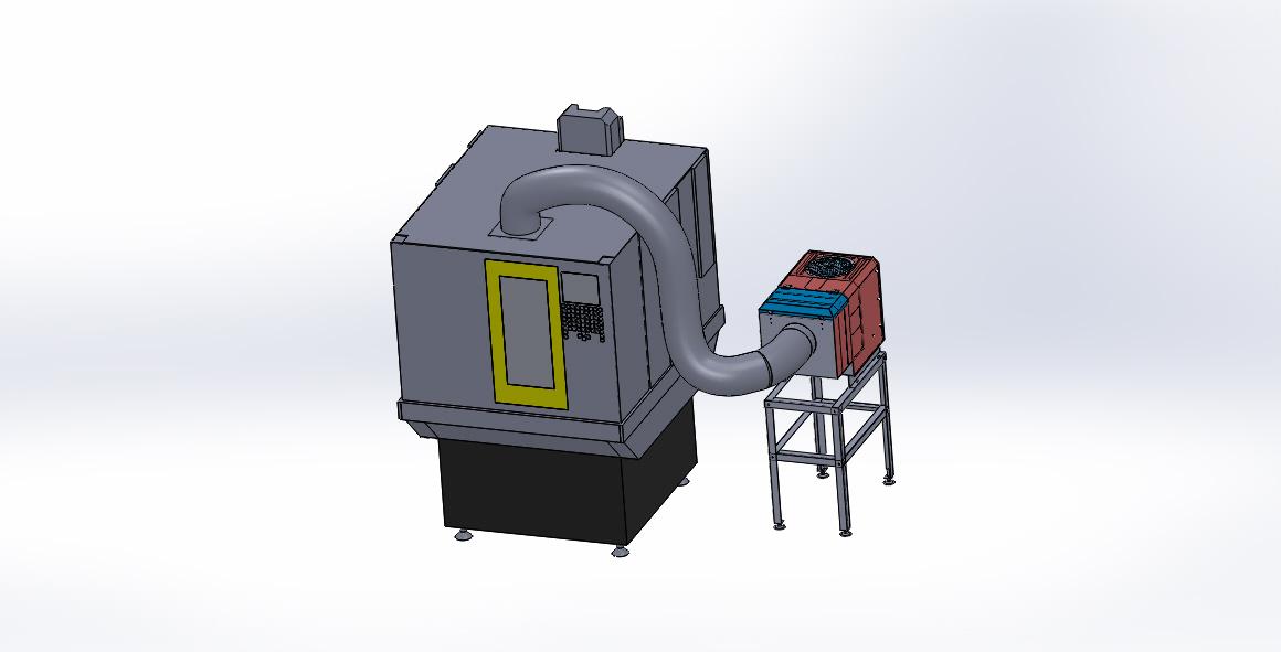 油烟净化器安装