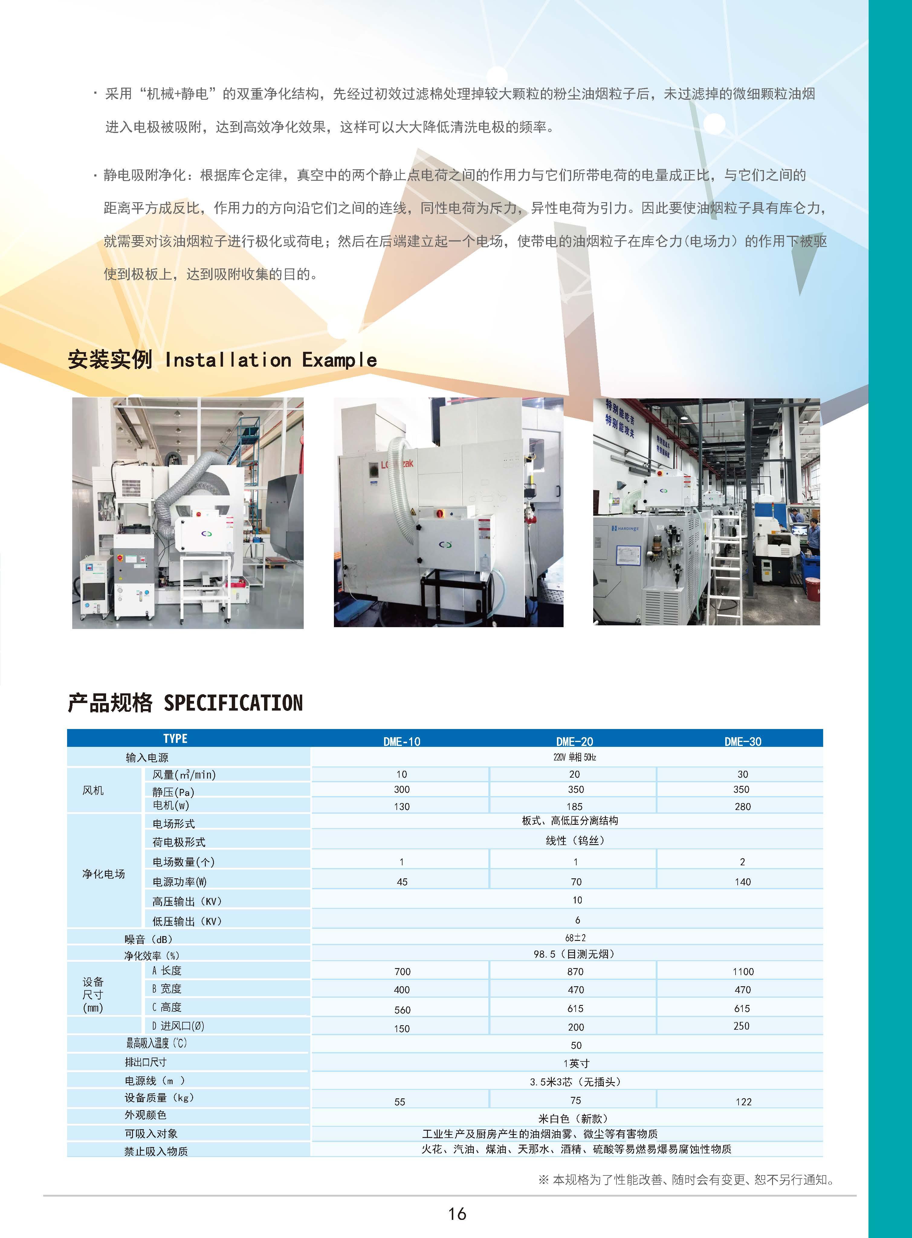 静电油烟净化器2